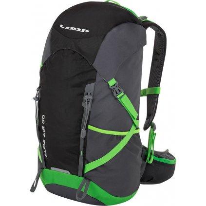 Turistický batoh LOAP Alpiz Air 30  černá