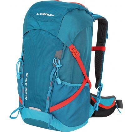 Turistický batoh LOAP Alpiz Air 25 modrá