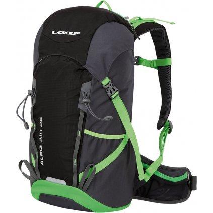Turistický batoh LOAP Alpiz Air 25 černá