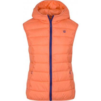 Dámská sportovní vesta LOAP Irepa oranžová