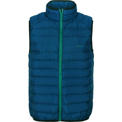 Pánská sportovní vesta LOAP Itep modrá