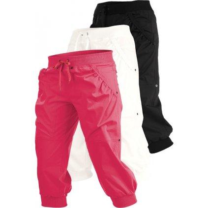 Dámské kalhoty LITEX v 3/4 délce
