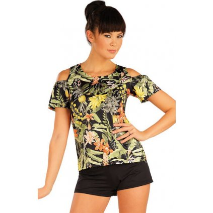 Dámské triko LITEX s krátkým rukávem