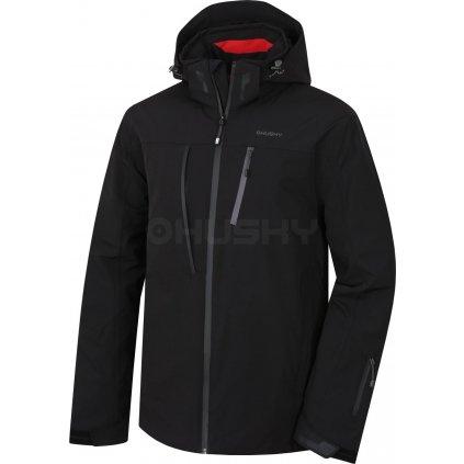 Pánská lyžařská bunda HUSKY  Gairi M černá