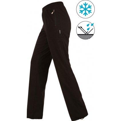 Dámské kalhoty LITEX zateplené - prodloužené