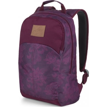 Městský batoh LOAP Kaba fialová