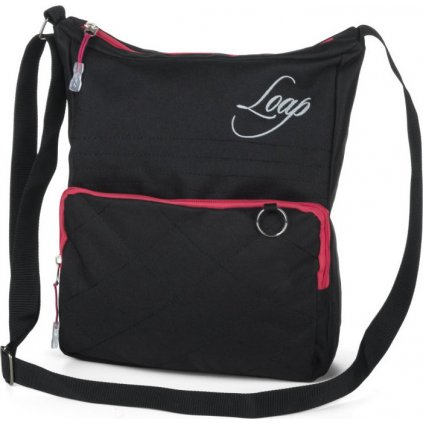 Módní taška LOAP Medina černá