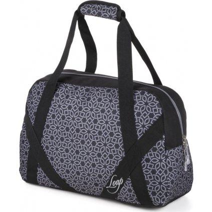 Módní taška LOAP Artemia černá