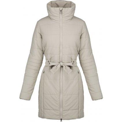 Dámský zimní kabát LOAP Tudora šedá