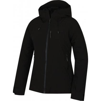 Dámská hardshell bunda HUSKY  Narbi L černá