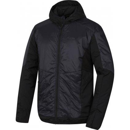 Pánská outdoorová bunda HUSKY Natie M černá