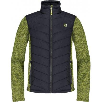 Pánský sportovní svetr LOAP Gabe zelená
