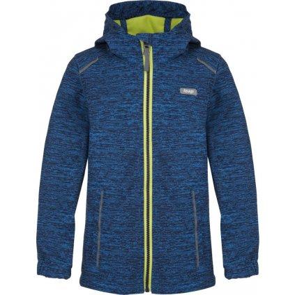 Dětská softshellová bunda LOAP Lusk modrá