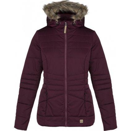Dámská zimní bunda do města LOAP Tiara červená