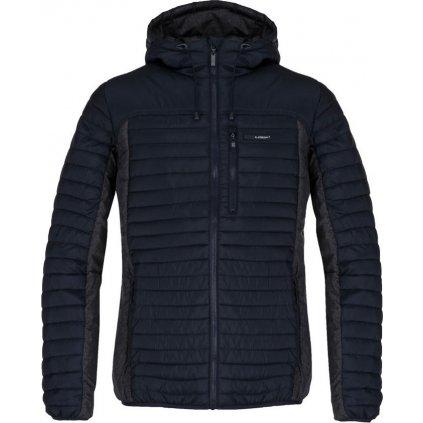 Pánská zimní bunda do města LOAP Jackson modrá