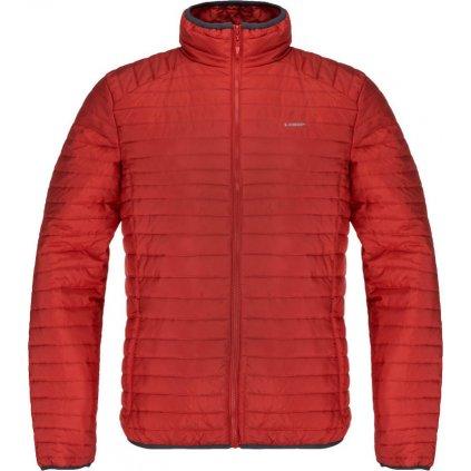 Pánská bunda do města LOAP Itoros červená