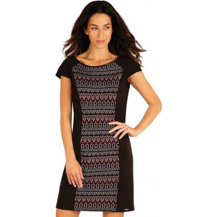 Dámské šaty s krátkým rukávem LITEX