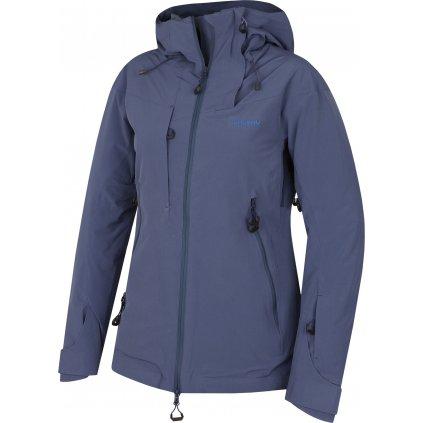 Dámská lyžařská bunda HUSKY Gombi L modrofialová