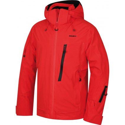 Pánská lyžařská bunda HUSKY Mayni M červená