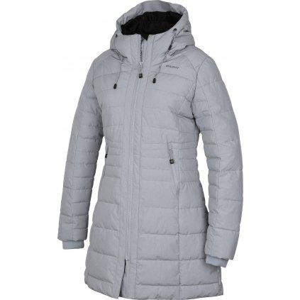 Dámský zimní kabátek HUSKY Normy sv. šedá