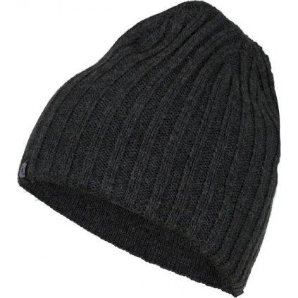 Zimní čepice LOAP Zander šedá