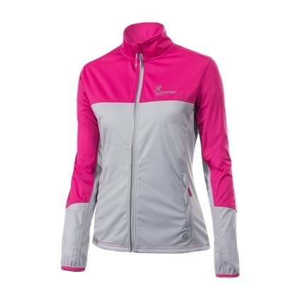 Dámská softshell light bunda KLIMATEX Yadra