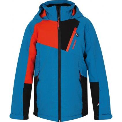 Dětská ski bunda HUSKY  Zawi Kids modrá