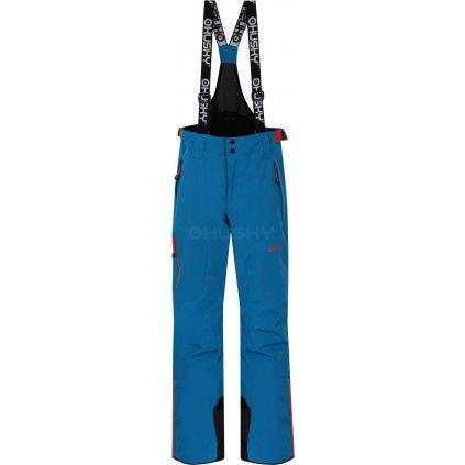 Dětské lyžařské kalhoty HUSKY Zeus Kids modrá