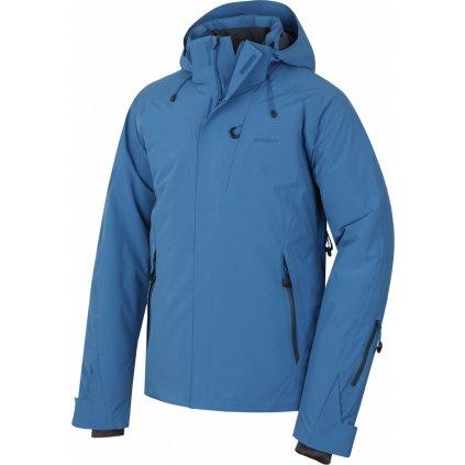 Pánská lyžařská bunda HUSKY  Gopa M tm. modrá
