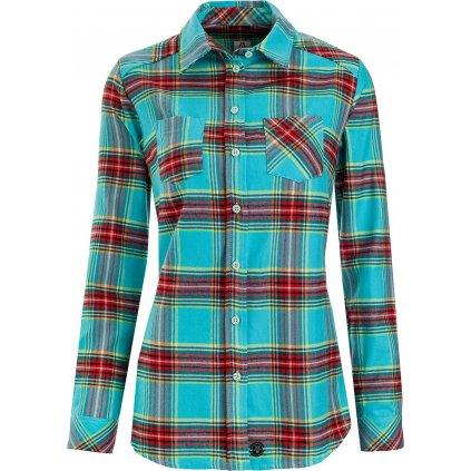 Dámská košile WOOX Camisia Capri Chica