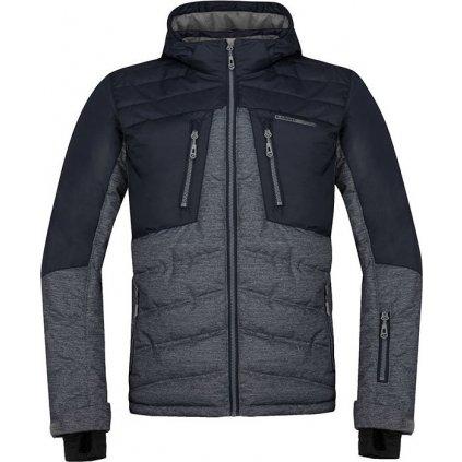 Pánská lyžařská bunda LOAP Oberon šedá