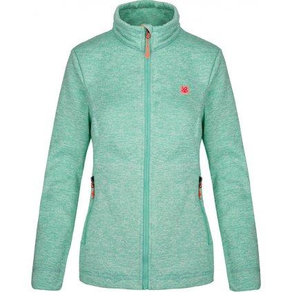Dámský sportovní svetr LOAP Gaela zelená