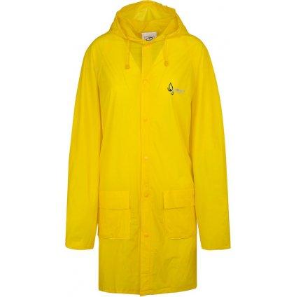 Pláštěnka LOAP Xoxo žlutá