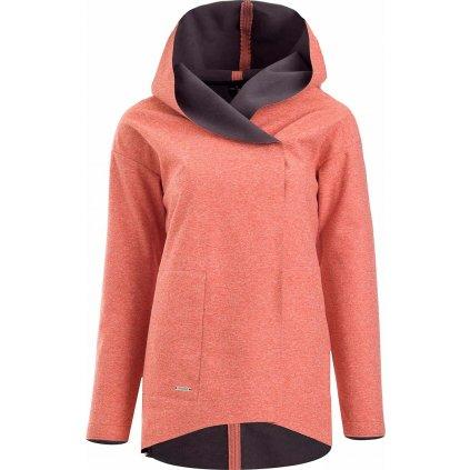 Softshellový kabát WOOX Coacta Cinnamonea