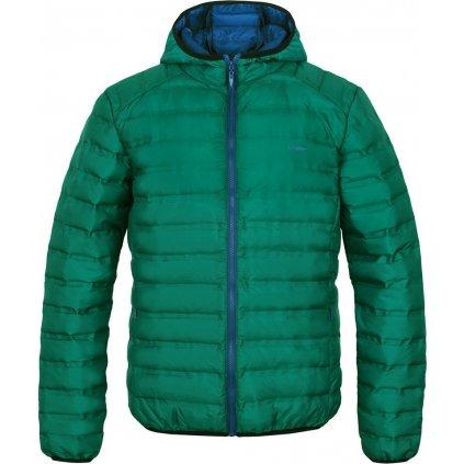 Pánská bunda do města LOAP Itall zelená