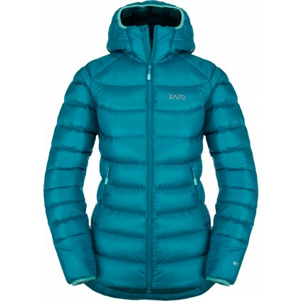 Dámská zimní bunda ZAJO  Valbella W Jkt modrá