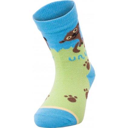 Bambusové ponožky UNUO Evžen (Bamboo socks Evzen)