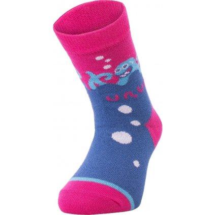 Bambusové ponožky UNUO Julča (Bamboo socks Julia)
