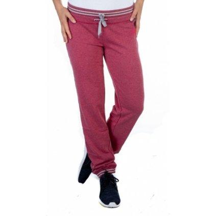 Dámské kalhoty SAM 73 růžová tmavá