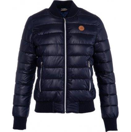 Dámská podzimní bunda SAM 73  modrá tmavá