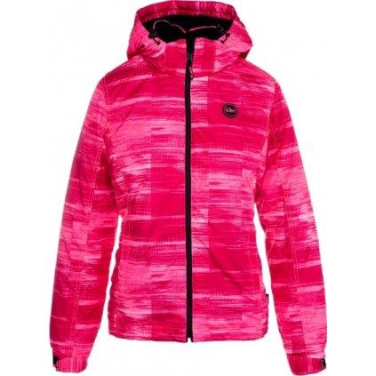 Dámská zimní bunda SAM 7 růžová