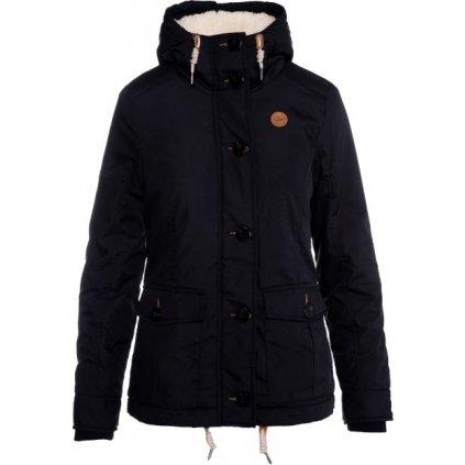 Dámský podzimní kabát SAM 73 černá