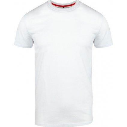 Pánské triko SAM 73 bílá