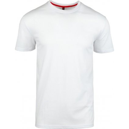 Pánské basic triko SAM 73 bílá