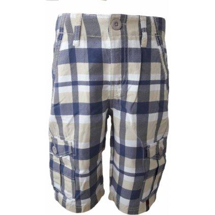 Chlapecké šortky SAM 73 bílá