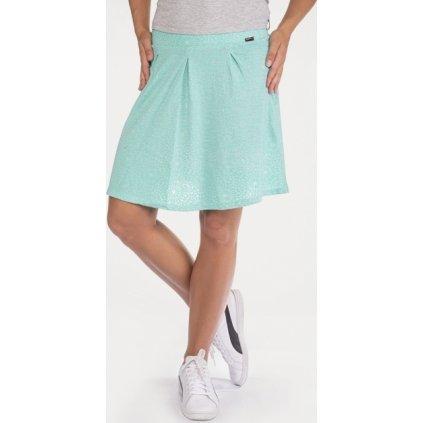 Dámská sukně SAM 73 zelená