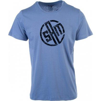 Pánské triko SAM 73 s krátkým rukávem světle fialová