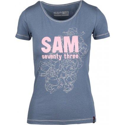 Dámské triko SAM 73 denim