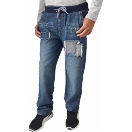 Chlapecké kalhoty SAM 73 světle fialová