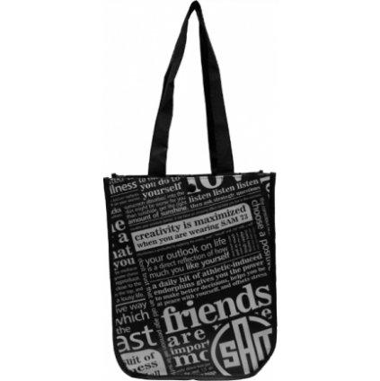 Reklamní taška - malá SAM 73 černá